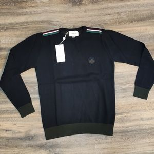GUCCI BLACK CASUAL NEW SWEATER FOR MEN